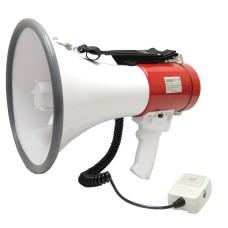 Мегафон РМ-25СП c USB/SD/MP3/AUX и аккумулятором