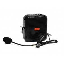 Мегафон поясной РМ-81 с плеером и радио