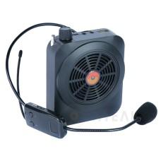 Мегафон поясной РМ-82 с беспроводным микрофоном, USB/microSD, Bluetooth