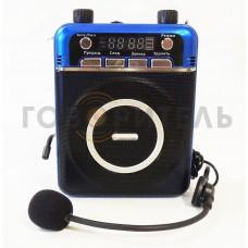 Мегафон РМ-89 с записью, эхо, тональность, USB/microSD/AUX