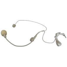 Микрофон головной телесного цвета 3,5 мм