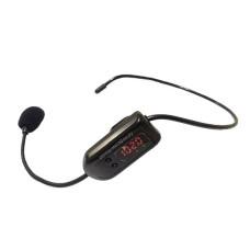 Беспроводной микрофон для автобусов и громкоговорителей
